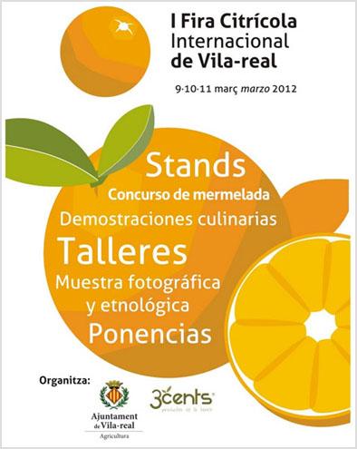 I Feria Internaciona Citrícola de Vila-real