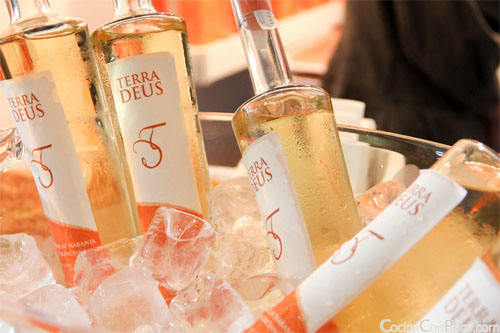 Licor de naranja gallego-valenciano