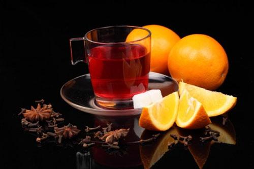 Té de Naranja
