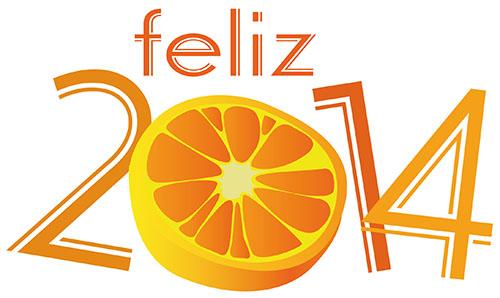 Este 2014, pon una naranja en tu vida