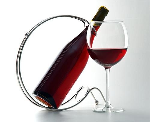 Copa de Naranjas con canela y vino tinto