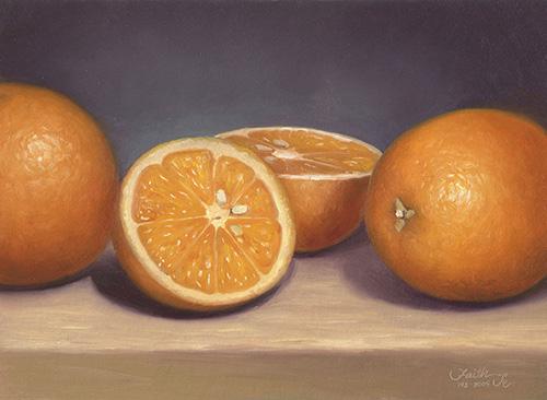 ¿Quién me compra una naranja?